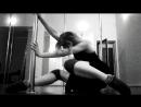 Poleography, хореография у пилона. Tanya Feel, связка для ученицы.