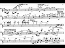 Schoenberg, Arnold 1th mvt (begin) violin concerto
