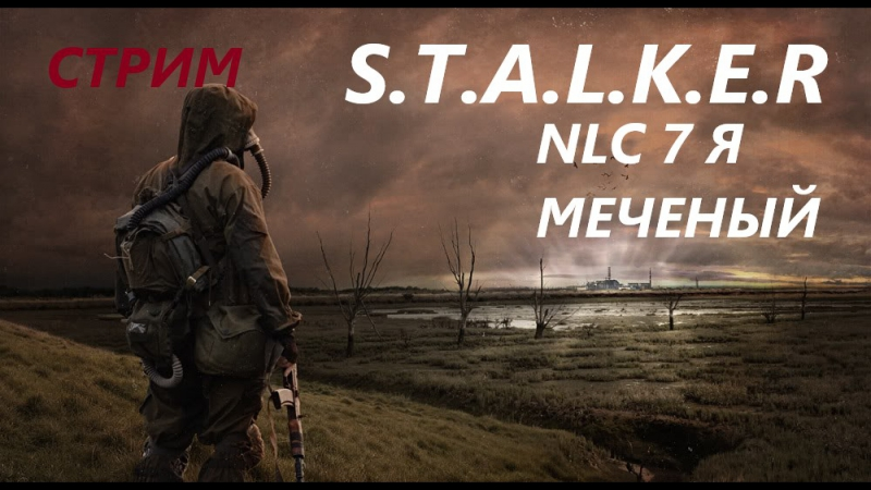 S T A L K E R nlc 7 я меченый стрим онлайн 7