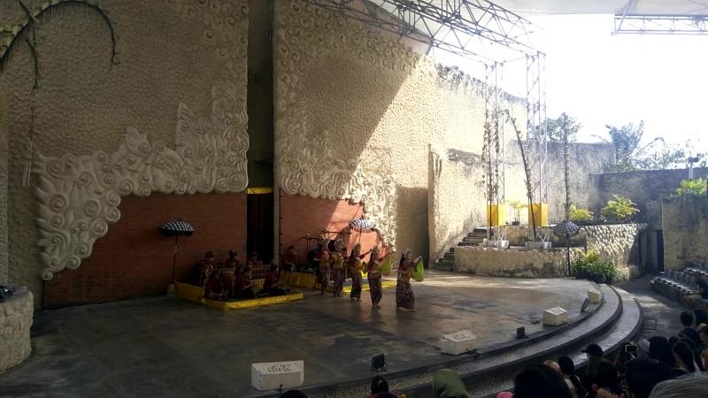 Бали, парк Гаруда Вишну2