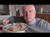 Реальная советская еда. Гречневая каша. ( Видео без музыки ) Геннадий Горин