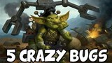 5 Crazy Bugs From The New Hearthstone Patch!
