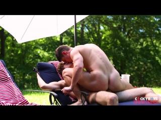 [cockyboys] its summer at cocky boys - calvin banks  devin franco flip-fuck (1080p)