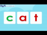 Word Families 1- The Cat Sat - Level 1 - By Little Fox