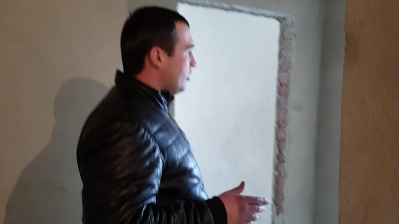 Приступили к ремонту квартиры на ул. Поляничко 3 ☎ЗВОНИТЕ! 20-39-80