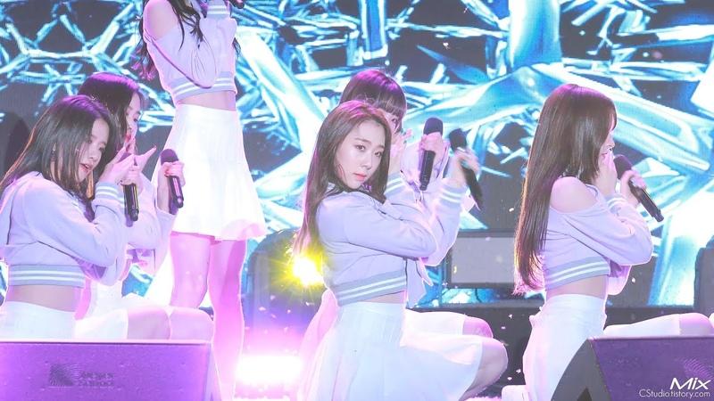 [Fancam] 180616 WJSN - Dreams Come True MBC Gangwon Sports Festival @ Yeonjung