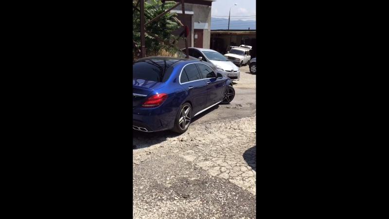Mercedes-Benz C AMG 🔥