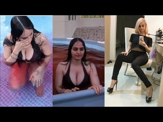 Lana Rose Hot Boobs And Bikini