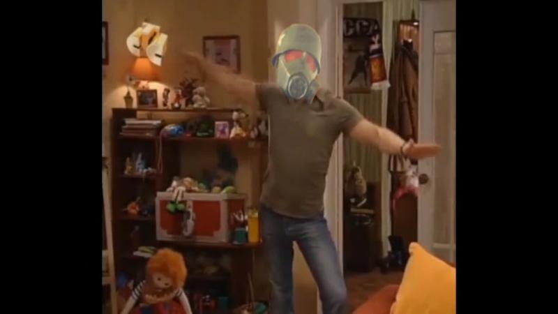 Fallout Creed украл видео и приклеил маски. нормально