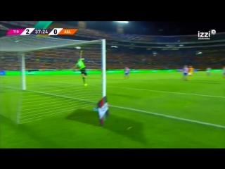 Невероятный гол из кубка Мексики