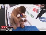 Олег Попов vs Адам Богатырев M-1 Challenge 95