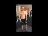 Дмитрий Майбородов, Фитнес-тренер, тренировка мышц груди
