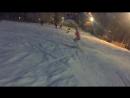 Горный лыжи и сноуборд Саратов базы Роща и Луч обзор и вечерняя прогулка