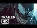 VENOM - Exclusive Trailer NEW 2018 Tom Hardy, Michelle Williams Sony Pictures Marvel Concept