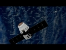 SpaceX Dragon moves into orbital night it begins its final approach to the 10 meter capture point. There @Astro_Ricky will comma