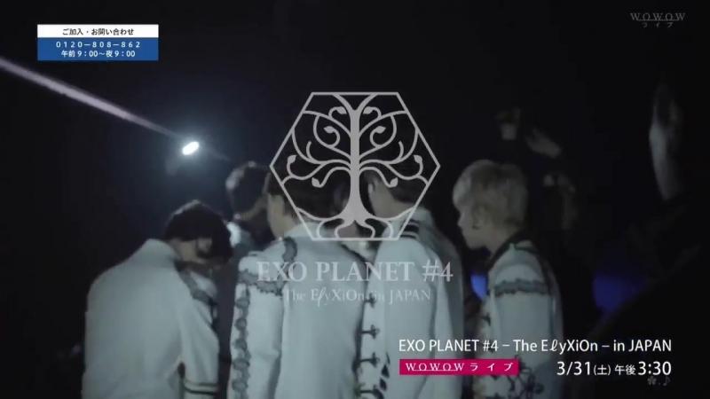 [CUT] 180321 WOWOW: EXO PLANET 4 — The EℓyXiOn in JAPAN @ EXO — Ko Ko Bop