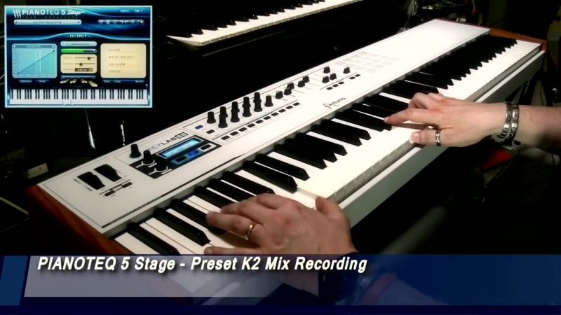 Arturia KeyLab88 - Demo Bundle Pianos