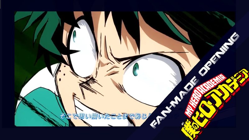 【MAD】 Boku no Hero Academia opening | BnHA (Video) Bleach (Music) | Drep