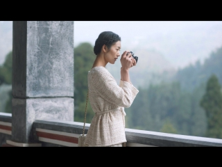 Cruise 2017-18 collection film featuring Liu Wen - CHANEL