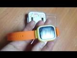 Детские часы Q80 обзор