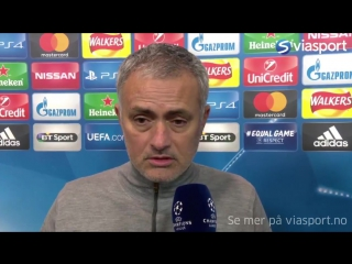 We are not candidates to win the UCL