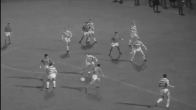 1969/70 European Cup Quarter-final – Celtic 3:3 (agg.) Benfica