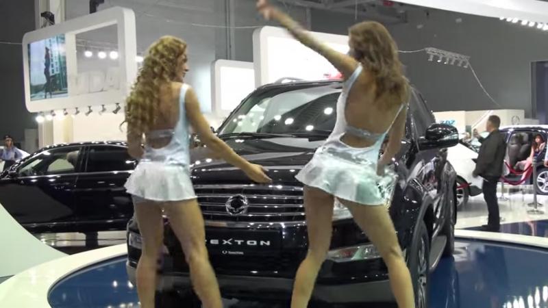 Танцы-шманцы на ММАС 2012 - YouTube