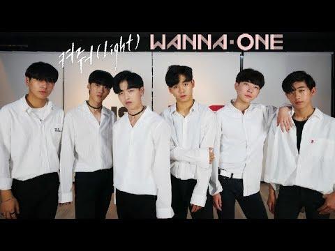 [창원TNS ]Wanna One(워너원 ) - Light(켜줘) 안무(Dance Cover)