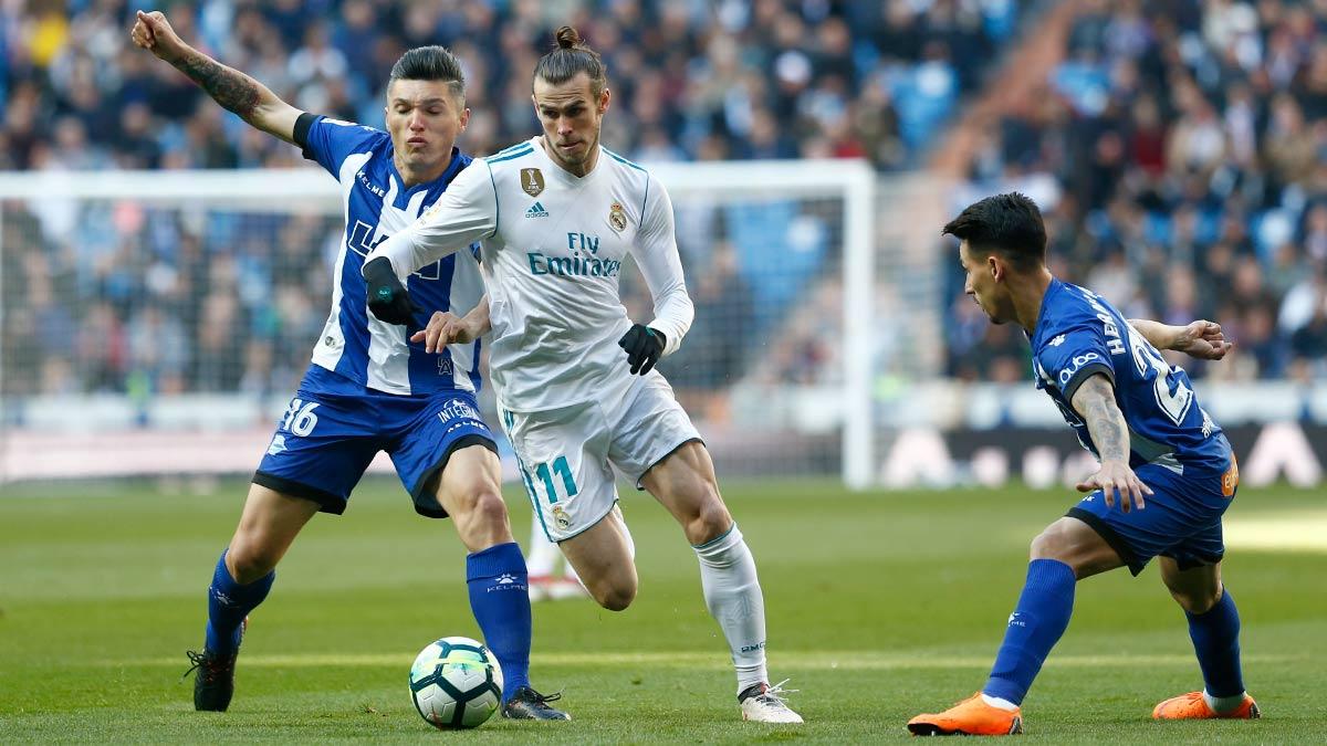 """""""Real Madrid"""" - """"Alaves"""" 4:0"""
