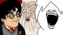 Oney Plays Animated Hardon Meets Dumbledore