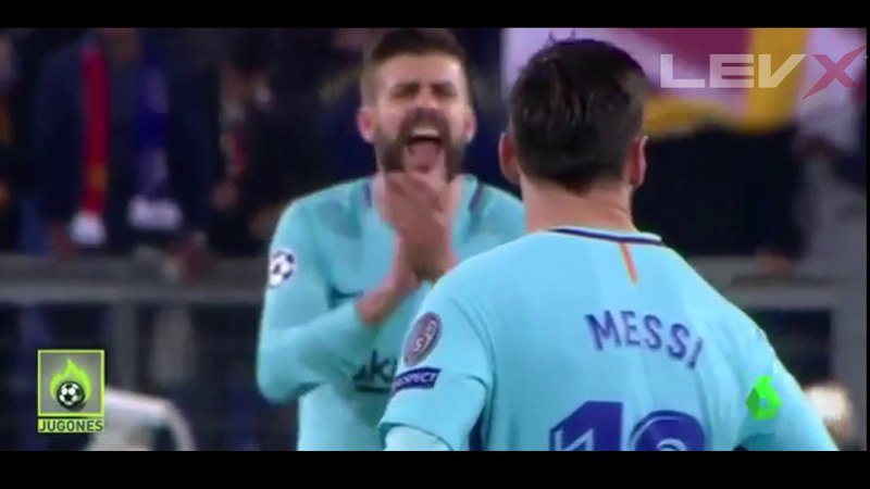 Difference Between C.Ronaldo Messi [Who has a better character?] Ronaldo Vs Juve; Messi vs Roma
