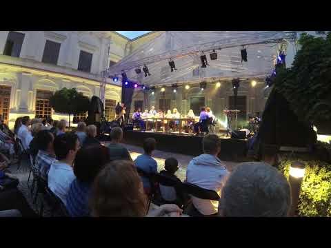 Концерт во внутреннем дворе монастыря доминиканцев   Ночь культуры в Люблине 6