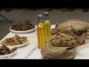 Мастер класс по выпечке хлеба проводит Дмитрий Куролесов Хлебная артель п Касимово Ленинградской обл Выставка Хлебная неделя