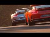 Porsche in Gran Turismo Sport