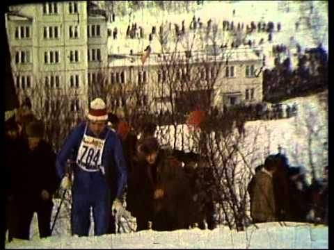 Марафон Праздника Севера 1982 г.