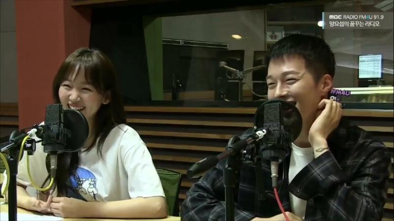 [ENG] 180620 양요섭의 꿈꾸는 라디오 with 장기용, 진기주 (Jang Kiyong, Jin Kijoo @ Yang Yoseob's Dreaming Radio)