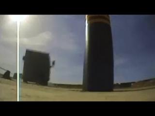 Зеленый грузовик и столб(окончание)