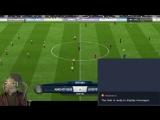 Пробный стрим по Fifa 18 Клубы Профи