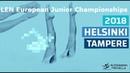 Nuoto Sincronizzato - Europeo Junior Tampere 2018 - Squadra Tecnica Russia