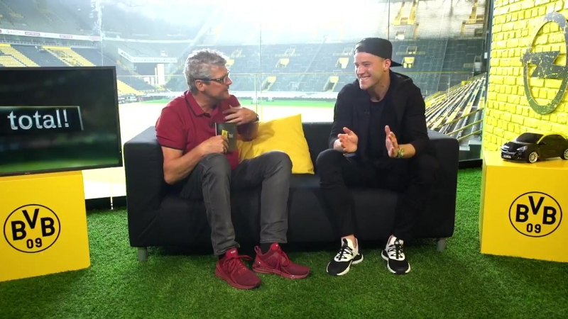 Die Borussen / Matchday Magazine with Andrey Yarmolenko