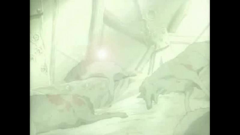 Wolfs Rain-Снежные волки(II)