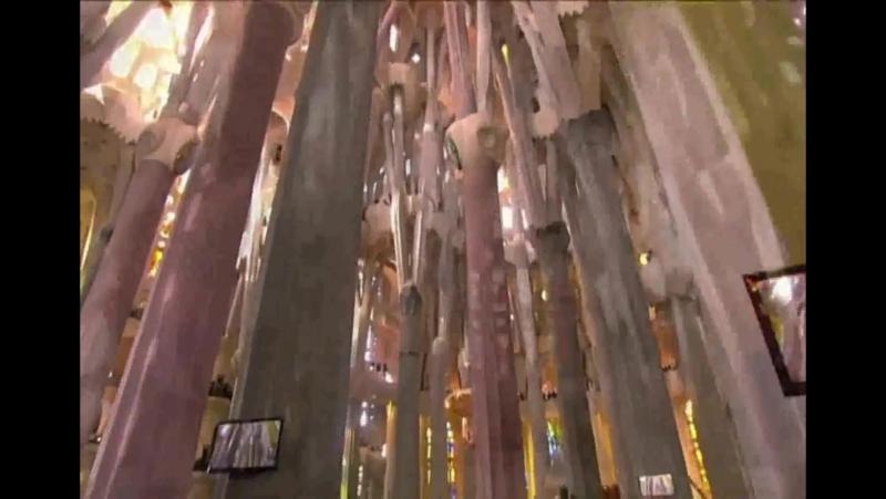 Basílica de la Sagrada Família Храм Святого Семейства