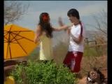Miley Cyrus in High School Musical 2.