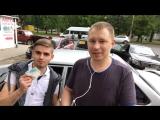 ОХОТА НА МРМ 21 Победитель Кирилл, ВАЗ 2115, сезон дождей (Перекрёсток Иваново 004)