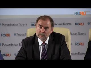 Анатолий Голомолзин принял участие в пресс-конференции «Цены на бензин стабилизированы. Что дальше?»