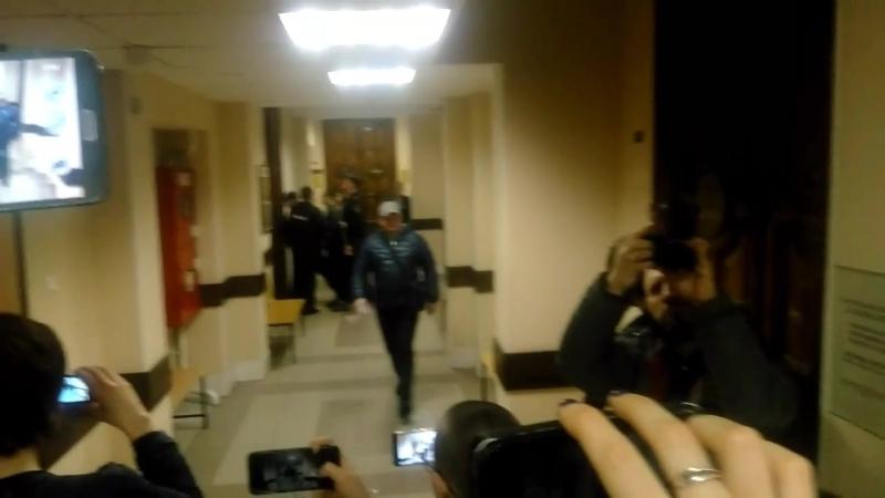 Фигуранта Пензенского дела Филинкова встретили апплодисментами с суде