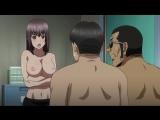 Hantsu x Trash(Водное поло на грани фола) - 02 [RUS озвучка] (пошлый юмор) (эротика, этти, ecchi, hentai, хентай)