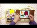 Развивающая книжка «Союзмультфильм» для девочки 1