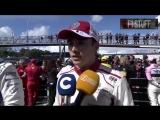 Гран При Испании: интервью с Шарлем Леклером после гонки (2)