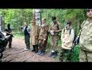16 Военные встречают сталкеров